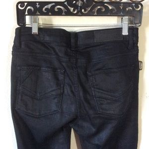 Zadig & Voltaire Jeans - Zadig & Voltaire Black Stretchy Skinny leg Pants